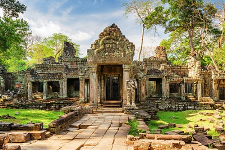 Cambodge - Preah Khan