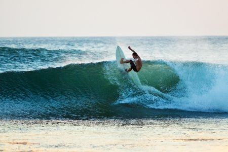 Costa Rica - Surfer